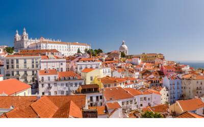 Urlaub in derportugiesischen Hauptstadt Lissabon
