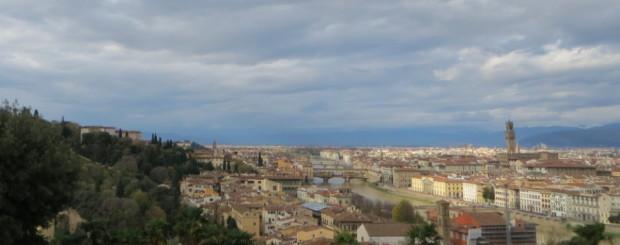 Florenz in Italien, Toskana