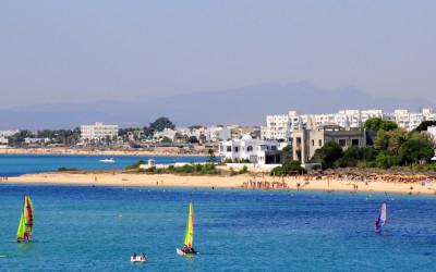 Urlaub in Tunesien, Hammamet
