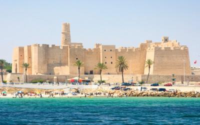 Urlaub in Tunesien, Sehenswürdigkeiten: Ribat in Monastir