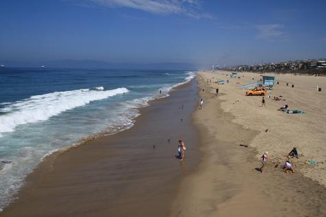 Los Angeles Strand La-beach