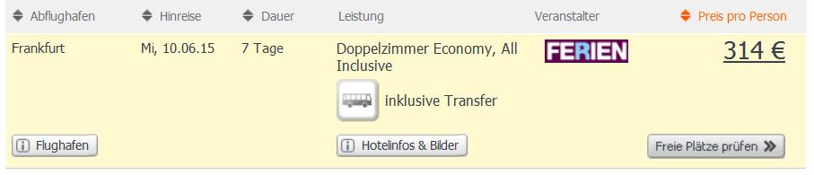 Screenshot Weg.de Angebot Eine Woche 5 Sterne Luxus All-Inclusive Urlaub in Alanya, Hotel, Flüge und Transfer 12.5.15