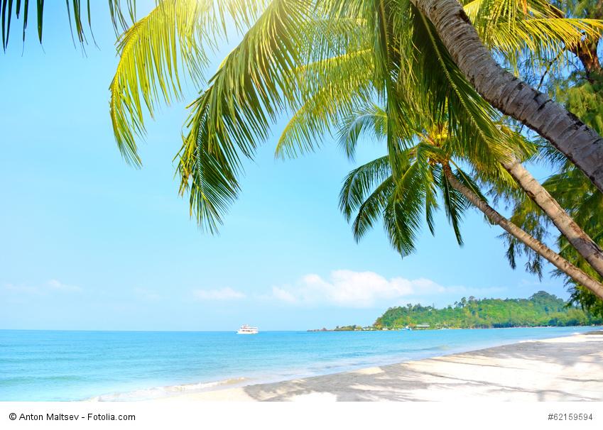 Aufgenommen bei einem Urlaub auf Koh Chang, Klong Prao Beach