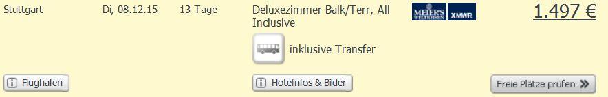 Screenshot Angebot Weg.de Zwei Wochen All-Inclusive Urlaub in Phuket, 4 Sterne Resort, Flüge & Transfer um nur 1497€ 2.6.15