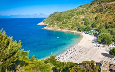 Strandurlaub in Griechenland