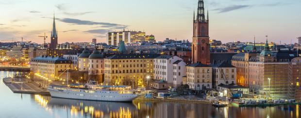 Urlaub in Stockholm erleben, Riddarholmen