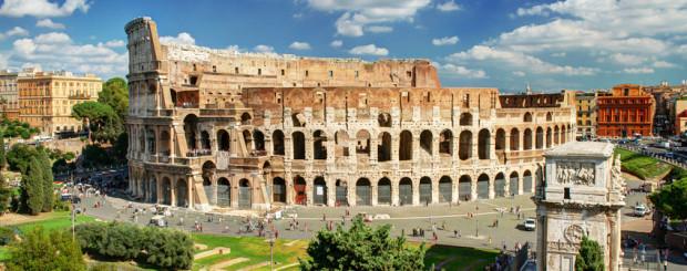 Städtereisen nach Italien, Rom